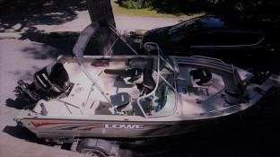 My 208 Lowe FS175